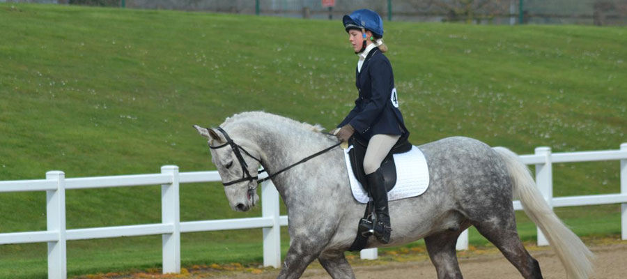 Winter Dressage Championships, April 2014