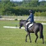 Harry Atkins & Sammy, Bourton Vale Equestrian Centre